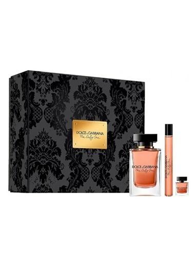 Dolce&Gabbana The Only One Edp 100 Ml + Edp 10 Ml + Miniatüre 7,5 Ml Renksiz